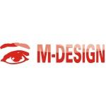 Samek Martin - M-DESIGN – logo společnosti