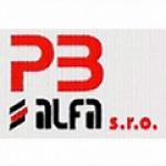 PB Alfa, s.r.o. Kostelec – logo společnosti