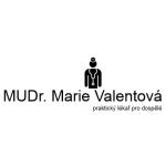 MUDr. Marie Valentová, praktický lékař pro dospělé – logo společnosti