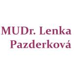 MUDr. Lenka Pazderková – logo společnosti
