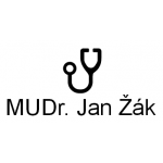 MUDr. Jan Žák – logo společnosti