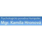 Mgr. KAMILA HRONOVÁ - PSYCHOLOGICKÉ PORADENSTVÍ – logo společnosti