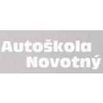 Václav Novotný- Autoškola – logo společnosti