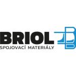 Briol s.r.o.- spojovací materiál – logo společnosti