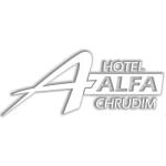 Hotel ALFA Chrudim – logo společnosti