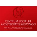 Centrum sociální a ošetřovatelské pomoci v Praze 10 – logo společnosti