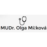 MUDr. Olga Míčková - praktický lékař pro děti a dorost – logo společnosti