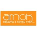 Kubínová Marcela - AMOK – logo společnosti