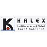 Knížek František - KALEX - Kalibrace Pardubice, Hradec Králové, servis měřicí techniky – logo společnosti