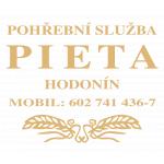Pohřební služba PIETA Hodonín – logo společnosti