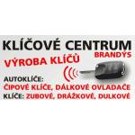 Klíčové centrum Brandýs nad Labem – logo společnosti