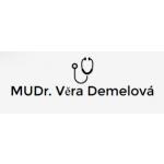 MUDr. Věra Demelová – logo společnosti