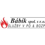 Bábík, spol. s r.o.-služby v PO a BOZP – logo společnosti