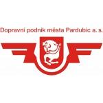 Dopravní podnik města Pardubic a.s. – logo společnosti