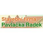 Radek Pavlačka - Stavební firma – logo společnosti