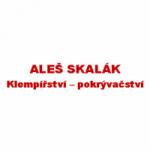 Skalák Aleš - klempířství – logo společnosti
