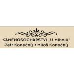 Petr Konečný - Kamenosochářství U Miholů – logo společnosti