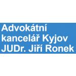 JUDr. Jiří Ronek - advokátní kancelář Kyjov – logo společnosti