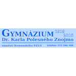 Gymnázium Dr. Karla Polesného Znojmo, příspěvková organizace – logo společnosti