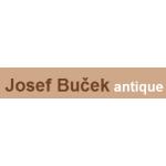 Josef Buček - antique – logo společnosti