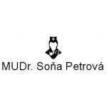 MUDr. Soňa Petrová – logo společnosti