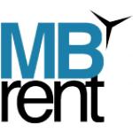 MB RENT, David Spiřík – logo společnosti