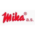MIKA a.s. – logo společnosti