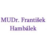 MUDr. František Hambálek – logo společnosti
