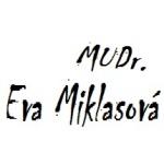 MUDr. Eva Miklasová - psychiatrie dětská a dorostová – logo společnosti