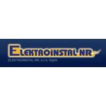ELEKTROINSTAL NR, s.r.o. – logo společnosti