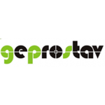 GEPROSTAV geodézie, s.r.o. – logo společnosti