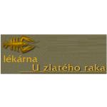 Dušková Monika, Mgr. - Lékárna U zlatého raka – logo společnosti