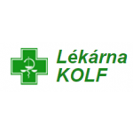 Kolf, s.r.o. - Lékárna Masarykovo náměstí – logo společnosti