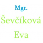 Mgr. Eva Ševčíková – logo společnosti