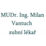 MUDr. Ing. Milan Vantuch- zubní lékař – logo společnosti