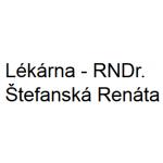 Lékárna - Štefanská Renáta, RNDr. – logo společnosti
