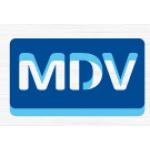 MDV, s.r.o.-řezání vodním paprskem – logo společnosti