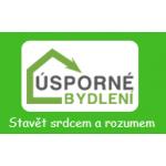 Úsporné bydlení s.r.o. – logo společnosti