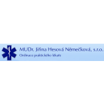 MUDr. Jiřina Hesová Němečková – logo společnosti