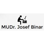 MUDr. Josef Binar – logo společnosti