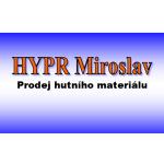 Hypr Miroslav - Prodej hutního materiálu – logo společnosti