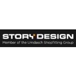 STORY DESIGN, a.s. – logo společnosti