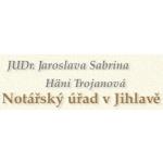 JUDr. Jaroslava Sabrina Häni Trojanová – logo společnosti
