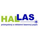HALLAS,s.r.o. – logo společnosti
