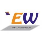 East-west line, s.r.o. – logo společnosti