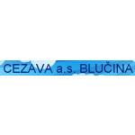 Cezava a.s. Blučina – logo společnosti