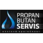 Propan Butan Servis, a.s. – logo společnosti