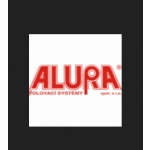 ALURA spol. s r.o.- rolovací systémy – logo společnosti