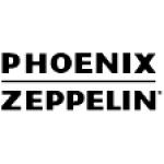 Phoenix-Zeppelin, spol. s r.o. (pobočka Most-Velebudice) – logo společnosti