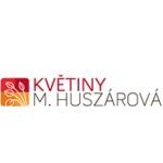Huszárová Miluše- květiny – logo společnosti